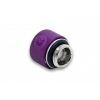 EK Water Blocks EK-HDC Fitting 12mm G1/4 - Purple