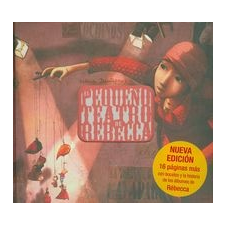 El pequeño teatro de Rebecca – REBECCA DAUTREMER idegen nyelvű könyv