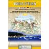 Elba szigete térkép - LAC