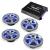 Electronic-Star Auna Autóba alkalmas Hi-fi szettBeatPilot FX-401