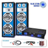 Electronic-Star Blue Star Series Basskern hangfalpár