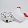 Elektromos tojásfőző, tyúk formájú - 7 tojáshoz