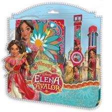 Elena Disney Elena of Avalor Napló + 6 színű toll + karóra karóra