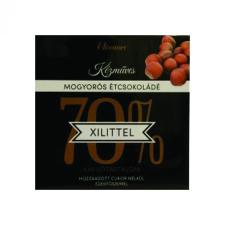 ELÉONORE Eléonore étcsoki 70% mogyorós xilittel 100 g csokoládé és édesség