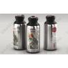 Elite Borraccia Storice Coca-Cola alu kulacs thermo 3 órás, ezüst 500ml, átm:85mm (extra méret)