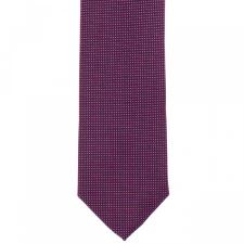 Elite Fashion Bordó pöttyös nyakkendő nyakkendő