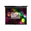 """Elitescreen s 106"""" (16:9) manuális fali vászon M106UWH (235 x 132 cm, Fekete váz)"""