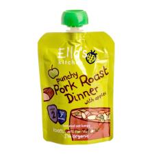 Ella's kitchen Ella's kitchen Bio sertéssült krumplival, zöldségekkel és almával 130 g bébiétel