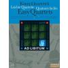 EMB Könnyű kvartettek választható hangszerösszeállítással partitúra és szólamok