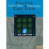 EMB Könnyű triók választható hangszerösszeállítással partitúra és szólamok