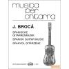 EMB Spanyol gitárzene (Brocá)