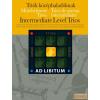 EMB Triók középhaladóknak választható hangszerösszeállítással partitúra és szólamok