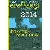 Emelt szintű érettségi 2014 - matematika - kidolg. szóbeli t.