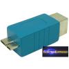 EMF-6838 adapter,átalakító micro USB 3.0,dugó - USB B 3.0, aljzat