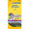 Emilia-Romagna térkép - Michelin 351
