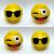 Emoji, Smiley kerámia persely, Cool napszemcsis, Kacsintós (Kacsintós)