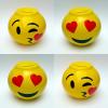 Emoji, Smiley kerámia persely, Love, Csókos (Csókos)
