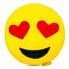 Emoji, Smiley párna Love