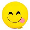Emoji, Smiley párna Nyelves