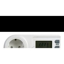 Emos Fogyasztásmérő FHT 9999 (SHUKO) villanyszerelés