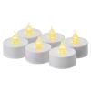 Emos LED teamécses (1x LED, vintage) - fehér 6db/csomag