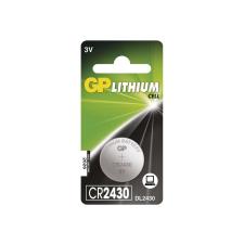 Emos Lítium gombelem CR2430 GP LITHIUM 3V/300 mAh gombelem