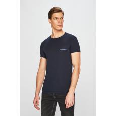 Emporio Armani - T-shirt - sötétkék - 1539499-sötétkék