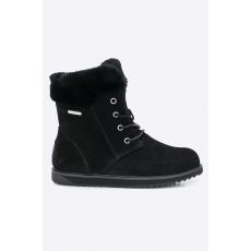 EMU Australia - Magasszárú cipő Shoreline Lo - fekete - 1082696-fekete