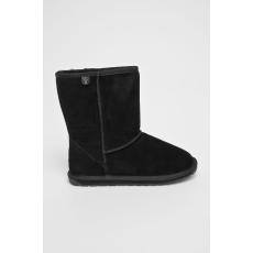 EMU Australia - Magasszárú cipő Wallaby Lo Teens - fekete - 1395820-fekete