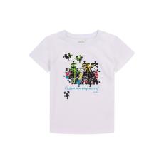 Endo - Gyerek T-shirt 98-128 cm - fehér - 1130263-fehér