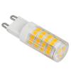 Energiahaza LED lámpa , égő , kukorica , G9 foglalat , 5 Watt , 320° , meleg fehér