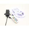 Energiahaza Szett , 10m RGB szalag + Dimmer , 24 gombos távirányítóval + tápegység