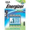 """ENERGIZER Elem, AAA, E92, mikro, 4 db, alkáli, ENERGIZER """"EcoAdvanced"""""""