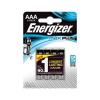 "ENERGIZER Elem, AAA mikro, 4db, ENERGIZER ""Max Plus"""
