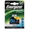 ENERGIZER Tölthető elem, AAA mikro, 2x800 mAh, előtöltött