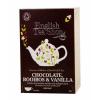 English Tea Shop ETS 20 Bio Csokoládé Vanília Rooibos Tea 20 db