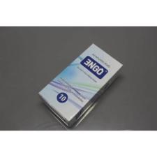ENGO ENGO - síkosított extra vékony óvszer (10db) óvszer