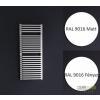 Enix Aster 829W fehér radiátor 600x1216mm (A-612)