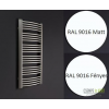 Enix Focus Radiátor 410W fehér 502x818mm (F-509)