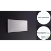 Enix Plain Art Radiátor 3380W fehér 2000x400mm (PS33)
