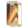 ENKAY Samsung Galaxy A3 2017 ENKAY 2.5D 9H kijelzővédő üvegfólia - ARANY