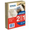 Epson Premium Glossy Photo 10x15cm 40 lap