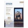 Epson Premium Glossy Photo 13x18cm 30 lap