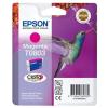 Epson T08034011 Tintapatron StylusPhoto R265, R360, RX560 nyomtatókhoz, EPSON vörös, 7,4ml