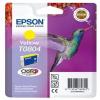 Epson T0804 sárga tintapatron