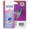 Epson T08064011 Tintapatron StylusPhoto R265, R360 nyomtatókhoz, EPSON világos vörös, 7,4ml