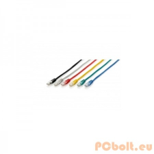 Equip 625457 UTP patch kábel, CAT6, 0,5m fekete kábel és adapter