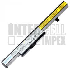 Eraser B40-45 Series 2200 mAh 4 cella fekete notebook/laptop akku/akkumulátor utángyártott lenovo notebook akkumulátor