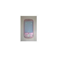 Ericcson W20 Zylo előlap rózsaszín mobiltelefon előlap