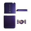 Ericsson S500 akkufedél, antennatakaró, felső billentyűzet lila SWAP*